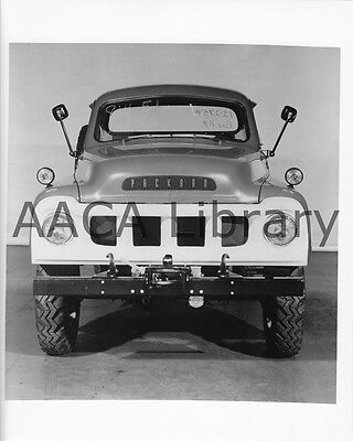 1958 Packard Export Pickup Truck, Factory Photo (Ref  #62186)