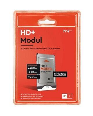 HD+ CI+ Modul mit HD+ Karte 6 Monate (UHD-geeignet) ++NUR FÜR SAT++ NEU&OVP online kaufen