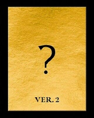 K-POP MONSTA X Mini Album [FANTASIA X] Ver.2 CD+108p Photobook+Photocard+Sticker