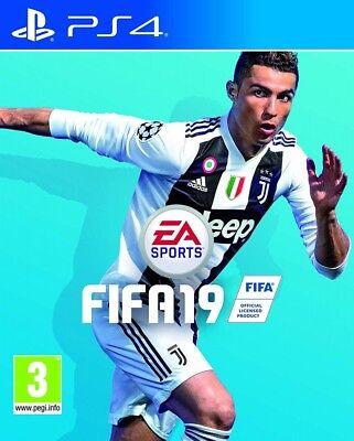 Fifa 19 PS4 Spiel NEU OVP Playstation 4 Fussball