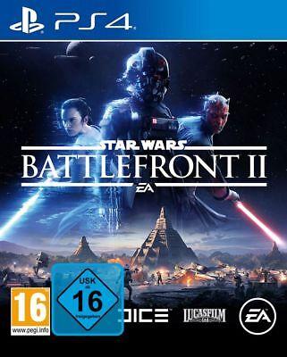 Star Wars Batllefront 2 PS4 Spiel Battlefront II Playstation 4 *NEU OVP*