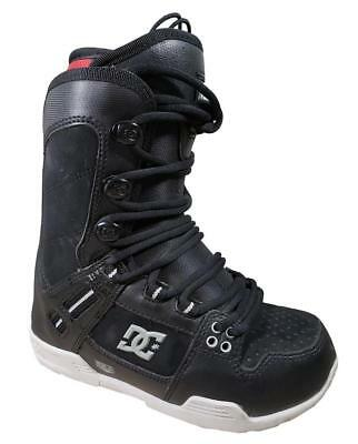 $200 DC The Park Snowboard Boots Men 5 = Women 6 = Kid 6 +Burton decal NEW K5 Dc Park Snowboard Boots