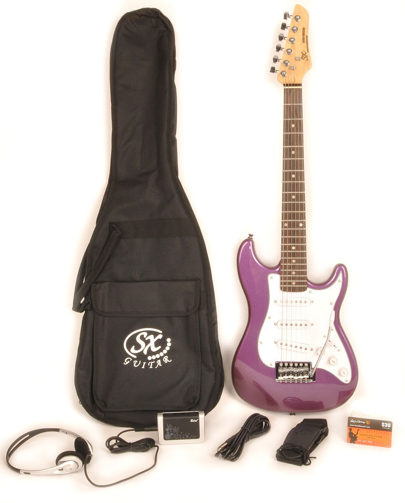 rst 1 2 mpp electric guitar package