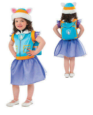Toddler Paw Patrol Everest Halloween Costume