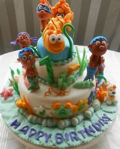 Character & other Custom Made Cakes, Cupcakes, Cake Pops