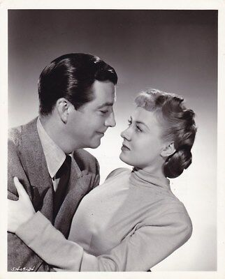ROBERT TAYLOR AUDREY TOTTER Original Vintage 1947 HIGH WALL MGM Portrait Photo