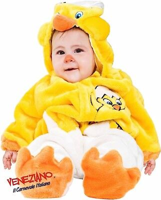 Italian Baby Mädchen Jungen Ostern Huhn Halloween Ente Kostüm Kleid Outfit