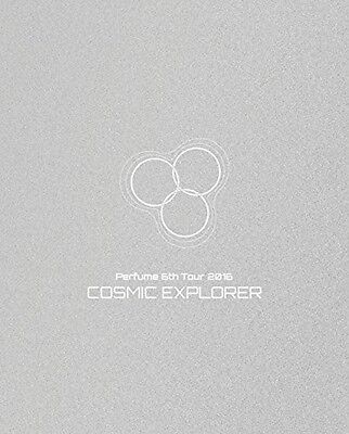 New Perfume 6th Tour 2016 COSMIC EXPLORER First Limited Edition 3 Blu-ray Japan
