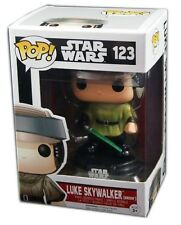 Funko POP! Star Wars #123, Luke Skywalker (Endor) Vinyl Figure Bobble-Head,