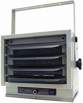 5000 Watt Ceiling Mount Heater Garage Electric Shop Space 240 Volt Comfort Zone