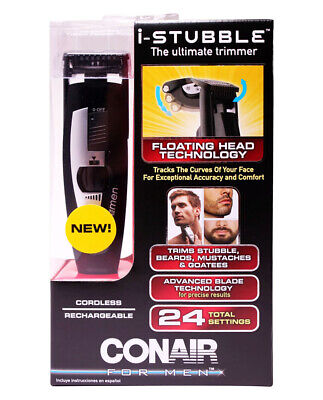 Conair Cordless/Rechargeable i-Stubble The Ultimate Trimmer