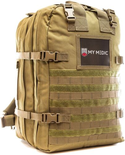 NEW My Medic Advanced Emergency First Aid Kit Coyote