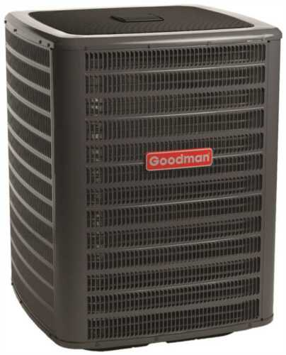 Goodman Gsz160421 16 Seer 3.5 Ton Heat Pump Split System Air Conditioner R-410a