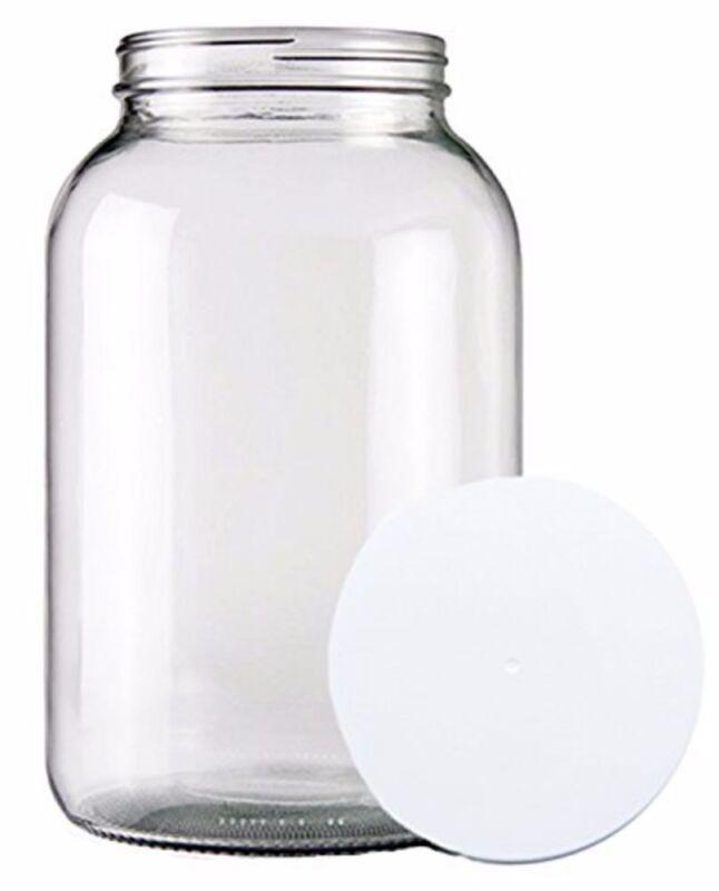 1 Gallon Glass Jar - Kombucha