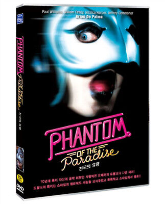 Phantom of the Paradise / Brian De Palma (1974) - DVD new