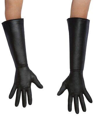 Incredibles Black Gloves Superhero Costume Accessories Disguise (Superhero Costume Accessories)