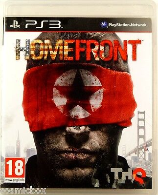 HOMEFRONT - HOME FRONT jeu video pour console PlayStation 3 Sony PS3 complet ii
