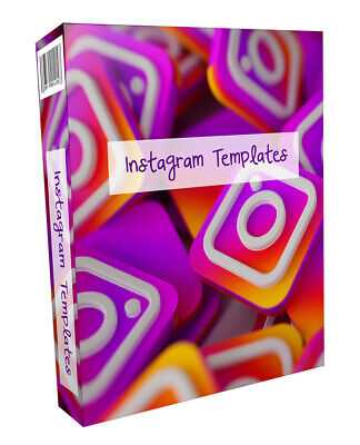 Very Beautiful Instagram Templates - Receive Now