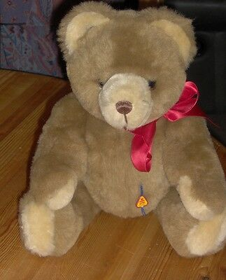 Clemens Teddy     Made in Germany Neu   mit Brummstimme