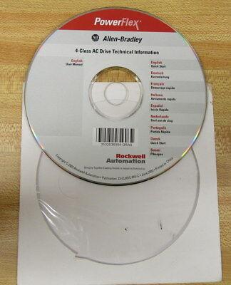 Allen Bradley 22-cl001e-mu-c Software 22cl001emuc Pack Of 3