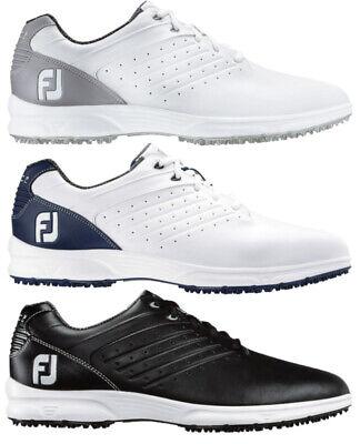 FootJoy FJ Arc SL Golf Shoes Men's Spikeless Waterproof New
