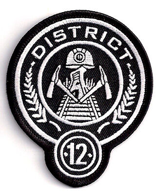 District 12 HUNGER GAMES  3.5