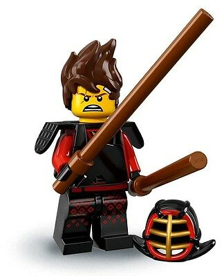 NEW LEGO NINJAGO MOVIE MINIFIGURE​​S SERIES 71019 - Kai Kendo](Kai Lego Ninjago)