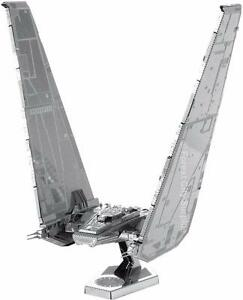 STAR WARS KYLO REN COMMAND SHUTTLE - HIGHLY DETAILED FULL METAL MODEL - IDEAL DECORATION ANY DESK