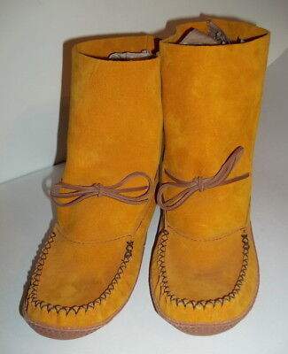 Wyandot Men's Hunting Moccasins- Size 9 - Rev War-Mountain Man-Trappers -