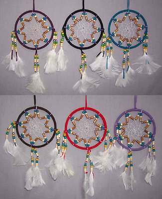 Handmade Tribal  Dream Catchers Wall Decorations Size: 5
