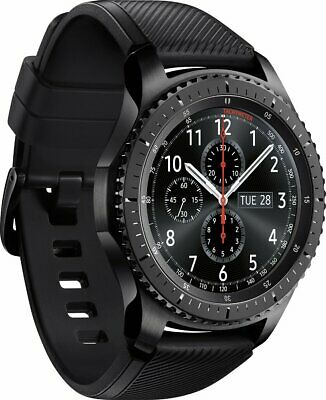 Samsung Gear S3 Frontier 46mm Bluetooth Smartwatch - Dark Gray - FREE SHIPPING, usado comprar usado  Enviando para Brazil