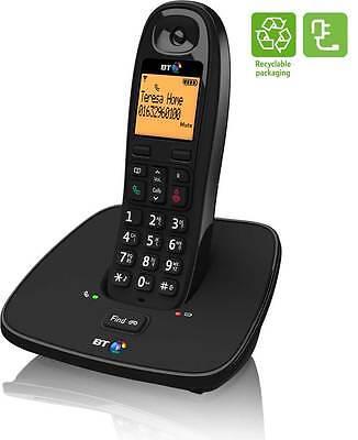 BT1000 BT 1000 DIGITAL CORDLESS TELEPHONE BLACK