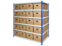 NEW - Archive box storage in North London, East Finchley