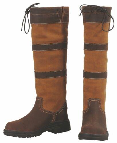 Tuffrider Children's Lexington Waterproof Tall Yard Boots fo