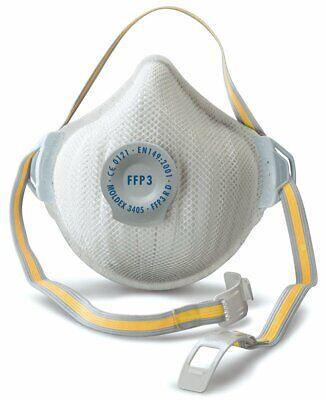 """Moldex """"Air Plus"""" 3405 FFP3 R D mit Klimaventil Atemschutzmaske Mundschutz Maske"""