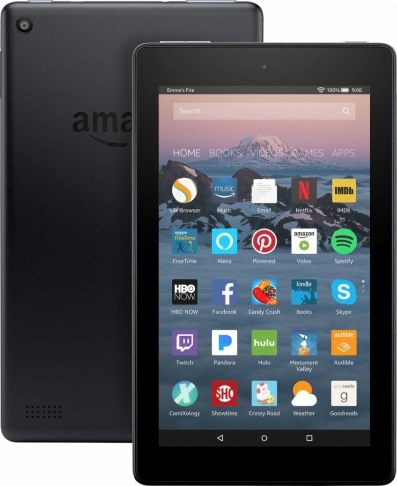 $63.99 - New Amazon Fire 8 Tablet with Alexa 8