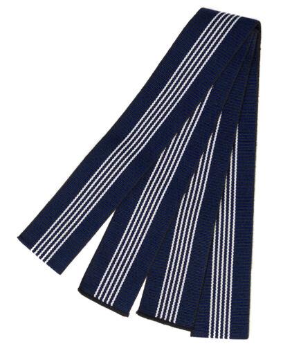 Japanese Traditional Onsen Yukata Kimono Belt 240 x 5cm Made in JAPAN Blue