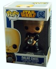 Funko POP #52, Star Wars, Nalan Cheel Figure Bobble-Head