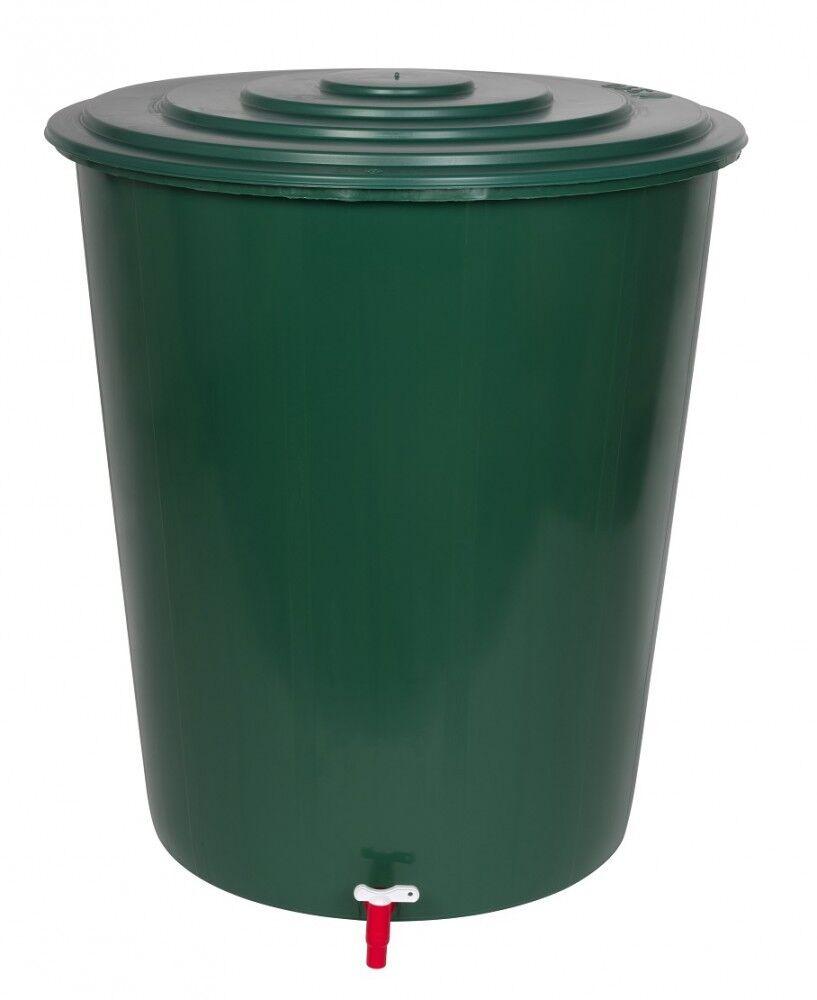 Regentonne 310 Liter Wassertank Wasserfass Regenwassertank Wassertonne Regenfass