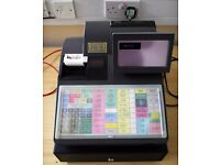 Sharp electronic till - model pos terminal up-820f multiple units available