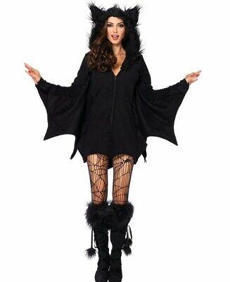 Damen-Kostüm Leg Avenue - Cozy Bat - Fledermaus - Fledermaus Kostüm Halloween