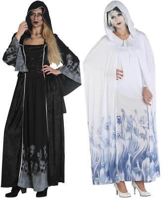 endame Geist Horror Halloween Karneval Fasching Kostüm 36-46 (Halloween-kostüme Geist)