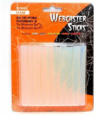Clear Sticks for WebCaster Gun