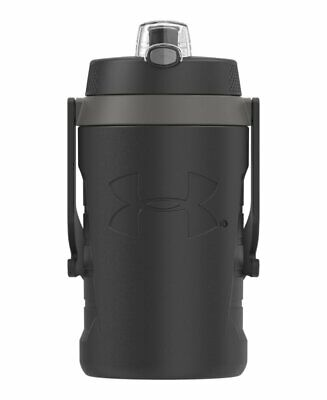 Under Armour 64 Oz Water Bottle Sports Jug Insulated Hydration Beverage -
