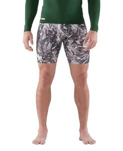 Under Armour Men's HeatGear Sonic Printed Compression Shorts