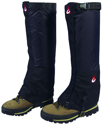 Chinook Heavy Duty Backcountry Gaiters, Black, XL for sale  Mississauga