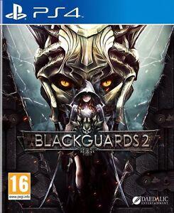 Blackguards-2-PlayStation-4-PS4-New