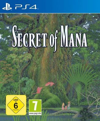 Secret of Mana PS4 *NEU OVP* Playstation 4