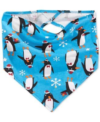 Pet Family PJs Bandana Scarf For Pets Penguins Macy's Size S/M NWT MSRP $18.00