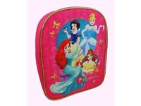Backpack Lunch bag BRAND NEW Frozen Disney Princess Cars Jurassic Park Imoji 3d Lights bag
